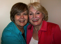 Barbara Russell Pitts and Mary Russell Sarao